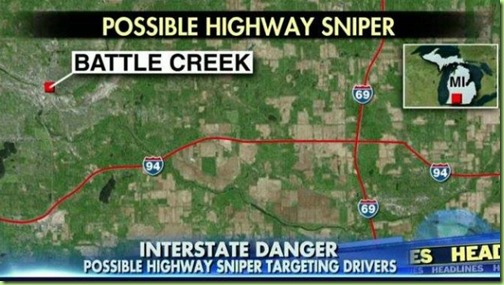 battle creek sniper