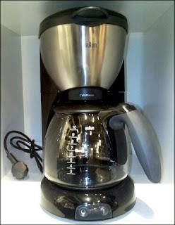 Cafe House Braun Kaffeemaschine neu