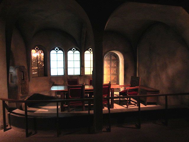 rashi study room in worms, 17th.JPG