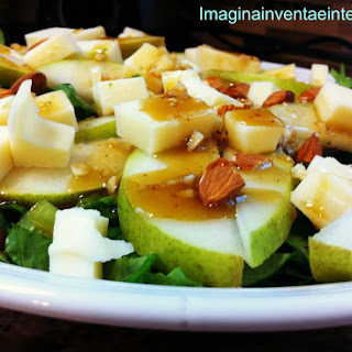 Apple Pear Lettuce Salad Recipes