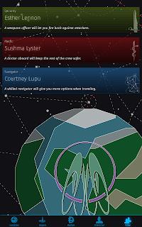 Voyageur screenshot