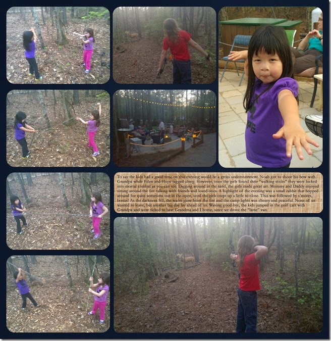 ML Archery Easter 2015-2