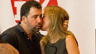 Pedro y Tania