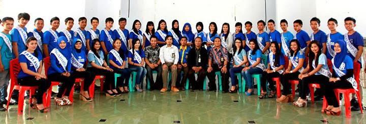 Peserta Keke Muane Keke Baine Mamuju Sulawesi Barat 2013