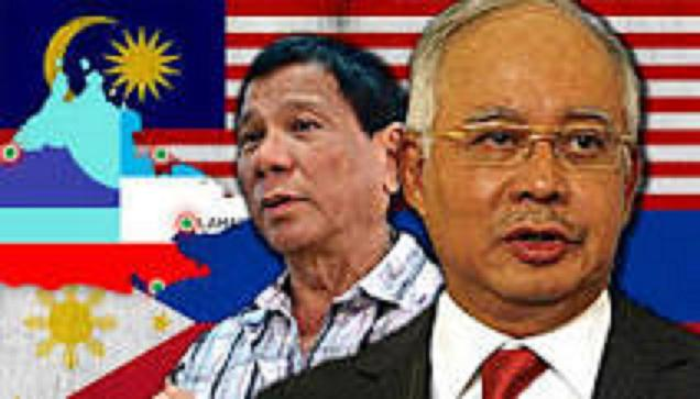 Image of Pres. Duterte, bibisita sa Malaysia sa susunod na Linggo