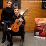 21: José Luis Ruiz del Puerto y Bogdan Mihailescu al terminar este delicado concierto.