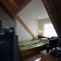 Teename bedroom (Foto by Ted Grant)