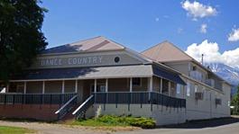 McCloud Dance Country