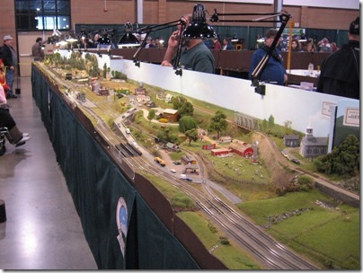 IMG_0759 Mt. Rainier N-Scale Layout at the WGH Show in Puyallup, Washington on November 21, 2009