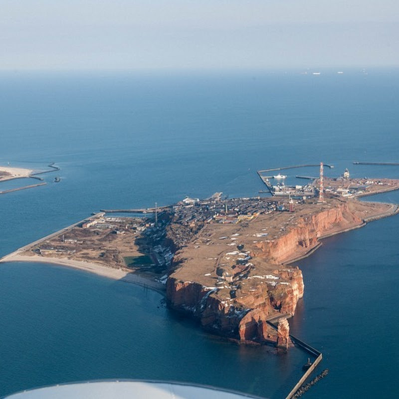 Heligoland: the German Island the British Tried to Destroy