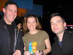 Jeff, Melissa and Jeremy
