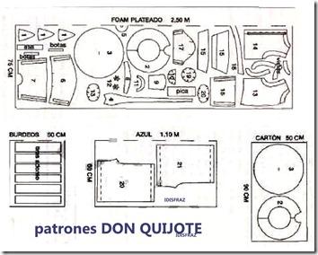 DON QUIJOTE PATRONES 1