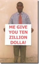 Nigerian credit fraud
