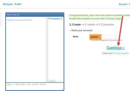 installare-chatroll