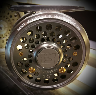 The Suburban Angler - Hardy Duchess 2 3/4""