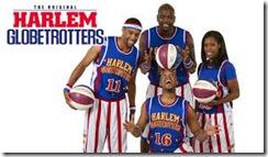 Harlem Globetrotters boletos