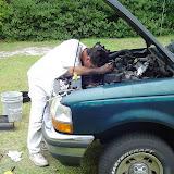 Brian, the mechanic.