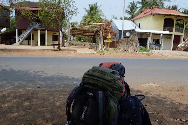 автостоп камбоджа