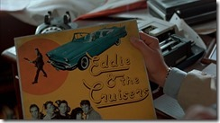 Eddie and the Cruisers Record Album