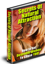 Cover of John Alanis's Book Secrets Of Natural Attraction Product