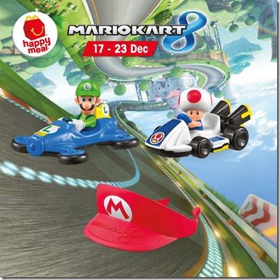 Mario Kart X McDonald 03