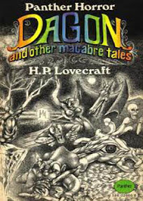 Cover of Howard Phillips Lovecraft's Book Dagon