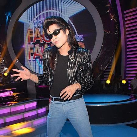 YFSF - Kean Cipriano as Randy Santiago