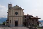 Kirche in Maclino / Церковь в Маклино