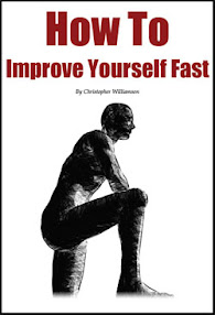 Cover of Christopher Williamson's Book How To Improve Yourself
