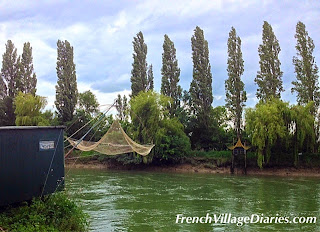 French Village Diaries family cycling Charente Maritime Poitou-Charentes river Charente Saint Sevinien