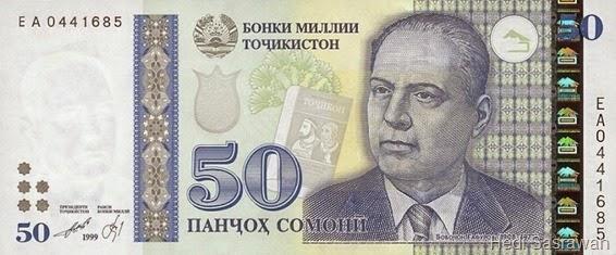 Mata uang Somoni