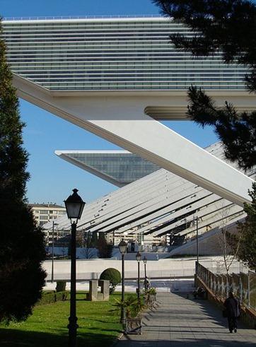 Congressional Palace, Spain - Santiago Calatrava 2007