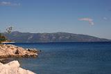 Uitzicht vanuit Agia Efimia.