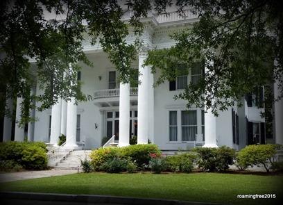 Southern Mansion in Alabama