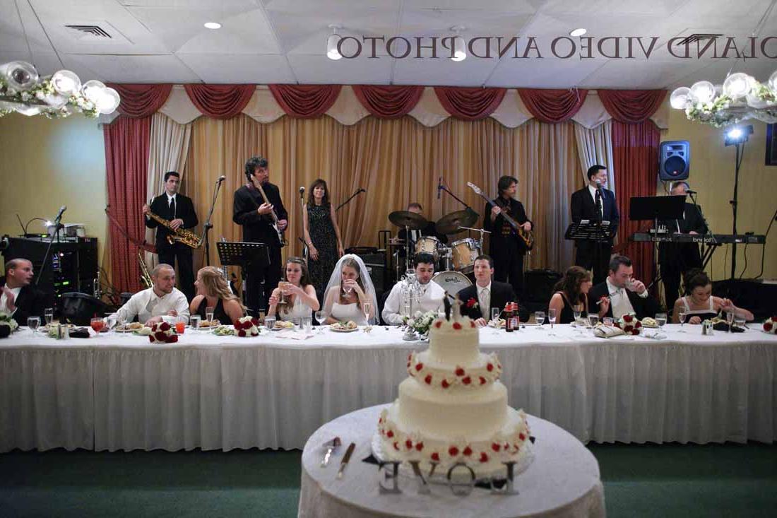 Emerald Hall Wedding