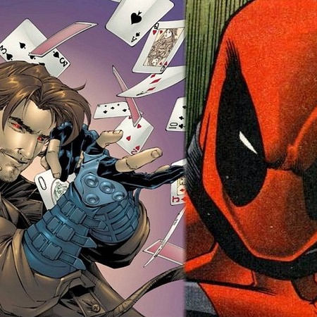 Gambit and Deadpool
