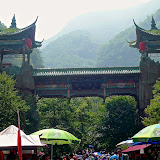 Day 10 Morning in Mt Mianshan Hide along Shiutao Valley to Five Dragon Falls
