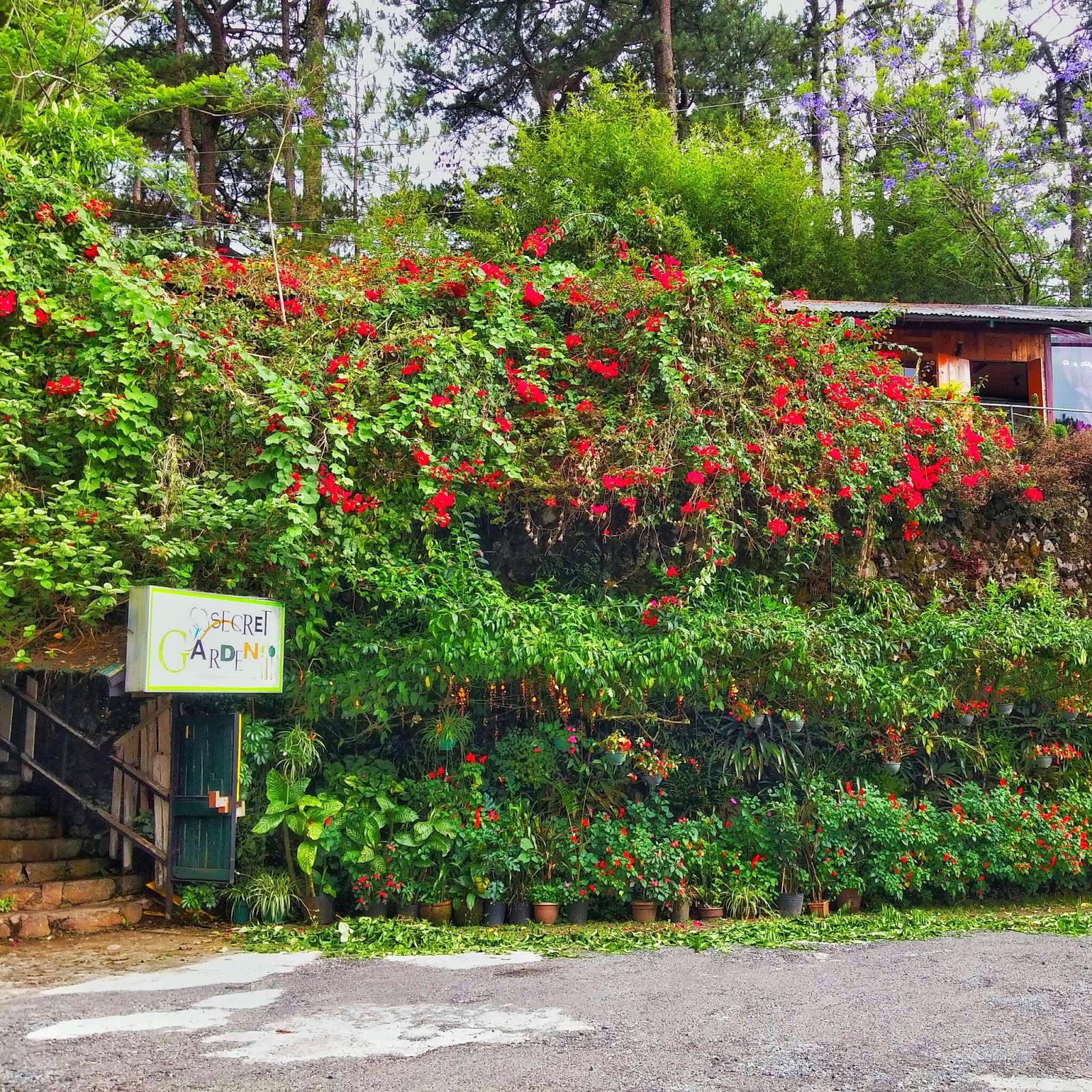 Secret Garden Baguio | Sidestrip: Food, Travel, Technology & More...