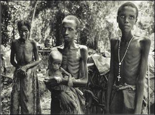 fome pobreza