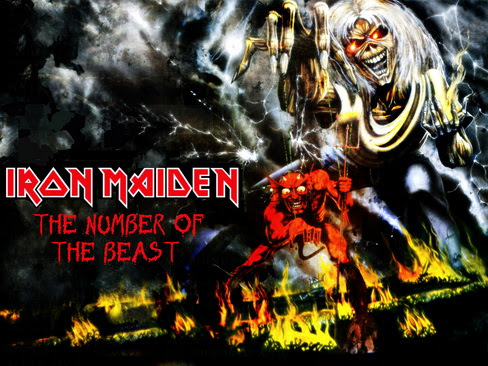 Iron Maiden The Number of the Beast (2012) PL.TVRip.XviD / Lektor PL