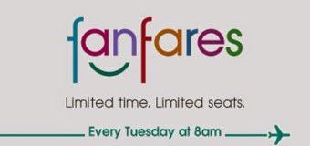 國泰假期 Fanfares 2014-07-15