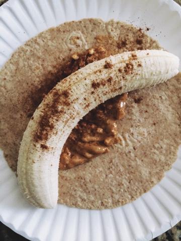 banana wrap