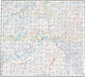Map 100k--r41-141_142--(1963)