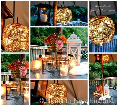 deck light collage