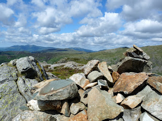 Sergeants Crag Summit.
