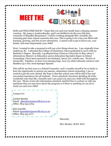 confessions of a candid counselor meet the teacher