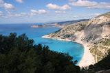 Foto-stop nabij Myrtos Beach (Kefalonia).
