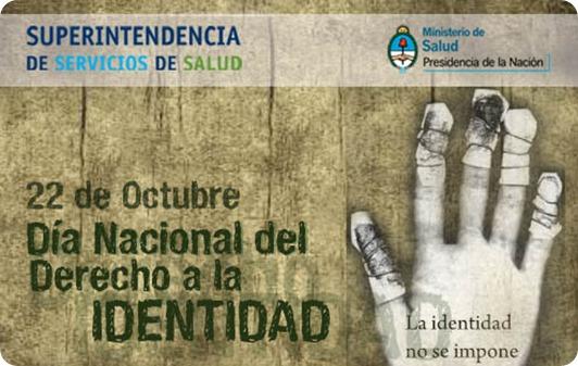 derecho identidad