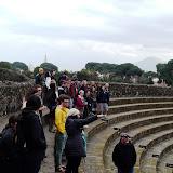 The Amphitheater of Pompejii