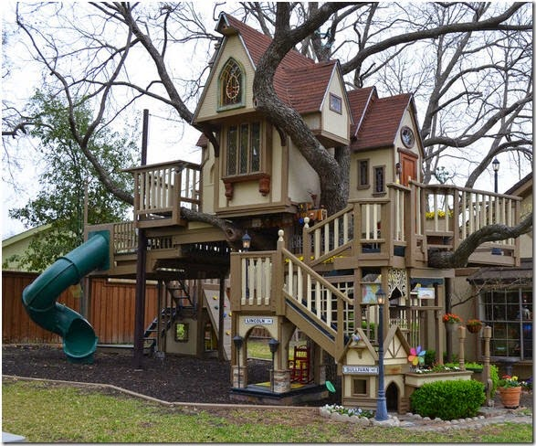 incredable treehouse